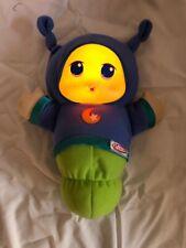Musical Lullaby Gloworm Glow Worm Hasbro Playskool Infant Toddler Boy Blue
