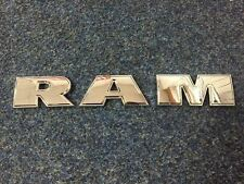 "Dodge Ram ""RAM 1500"" Badge"