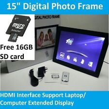 Unbranded/Generic JPEG Digital Photo Frames