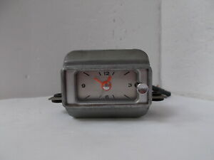 1964 1965 1966 Ford Thunderbird Clock Serviced Works Perfectly
