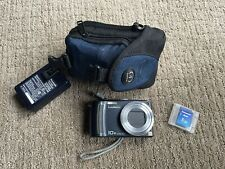 Panasonic Lumix DMC-TZ4 8.1 Megapixel Digital Camera with Extras
