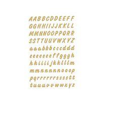 Herma Etiketten Vario Buchstaben selbstklebend
