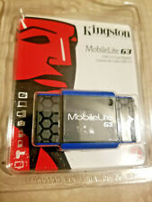 Kingston Flash Card Reader MobileLite G3 USB 2.0 & 3.0 Multi-card Reader NEW
