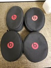Original Beats By Dr. Dre Soft Carrying Travel Pouch for Solo 2 3 Headphones