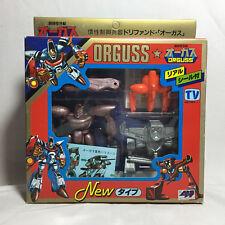 RARE 80's Ohsato Japan Vinyl Rubber Orguss Orgroid MAAIE ISHKICK Robotech