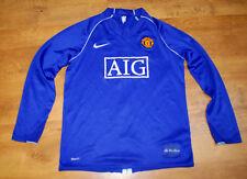 Nike Manchester United 2008/2009 away long-sleeved shirt (Size XLB/S)