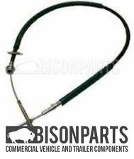 +DAF 45 (1991 - 2000) HAND BRAKE CABLE (LONG L1545mm) LH AMPA992 BP119-058