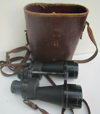 Vintage Ross London 7x50 'Steplux' Binoculars