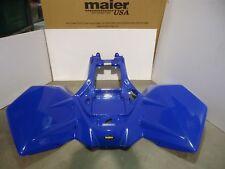 MAIER REAR FENDER DARK BLUE SUZUKI LTR450 QUARACER 2006-2007-2008-2009 (178016)
