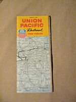 Union Pacific - Time Table - Sept. 7, 1969
