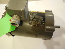 USED BALDOR KM-3454  .25HP MOTOR KM3454