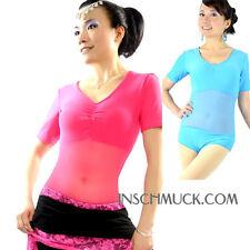 C967 belly dance danza vientre body opaca top tribal Fusion