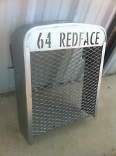 Lincoln  sa 200 Red Face  Radiator cover (grill assembly), redface,