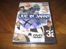 Hi Power Soldiers Live in Japan DVD Chicano Rap Mr Capone-E Mr Criminal SILENT