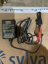 Power Wheels C-12150 Charger 12 Volt Battery Fisher Price 00801-0972
