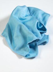 Window, glass and mirror cloths. Premium Fishscale Microfibre. Pack 10. 40x40cm