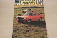 188516) Mazda 818 Prospekt 1971