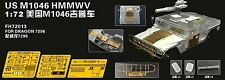 Flyhawk 1/72 FH-72013 Photo-Etched for Modern US M1046 HMMWV Light Armored Car
