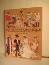 Lettie Lane Paper Dolls