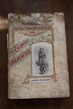 exposition universelle 1900 - la GUYANE FRANCAISE - J. CHARLES-ROUX