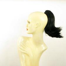 Hairpiece ponytail short 11.02 black 9/l1b peruk