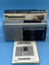 Panasonic RN-107 Micro-Cassette Recorder