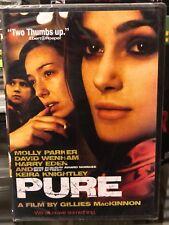 Pure (DVD) Gillies MacKinnon, Harry Eden, Keira Knightley, BRAND NEW!