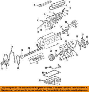GM OEM-Engine Cylinder Head Gasket 12589227
