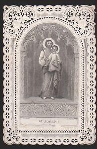 """ancien canivet. """" mémoire de saint Joseph"""" (Bréval a Paris)"""