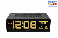 OREGON SCIENTIFIC EC101 EasyPlus Talk O'CLOCK - PROIEZIONE RADIO FM OROLOGIO