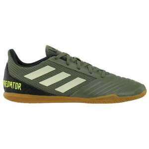 adidas Predator 19.4 Indoor Sala   Mens Soccer Cleats     - Green