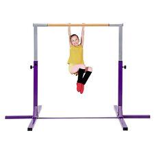 Gymnastic Bar Adjustable Kids Horizontal Kip Bars Sport Gym Training Equipment
