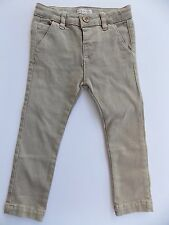 bellybutton  Mini Boys  Hose straight gr. 80 roasted cashew