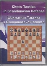 Chess Tactics in Scandinavian Defense (DVD). NEW CHESS SOFTWARE