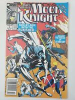 MARC SPECTOR: MOON KNIGHT #9 (1989) ACTS OF VENGEANCE! HTF NEWSSTAND VARIANT