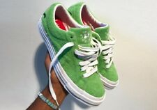 The Grinch x Tyler The Creator x Converse Golf Le Fleur One Star Ox Green 11