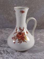 Schumann Arzberg Porzellan Vase Henkelvase Nr 1125 21,5 cm 70er Op Art Space Age