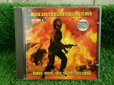 Various / Music from Sylvester Stallone Movies Films (Strix 9305-2) CD Album