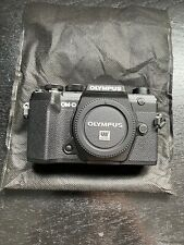 Olympus OM-D E-M5 Mark III Black Body Only Mirrorless