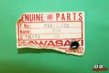 NOS KAWASAKI 1984 Z1100R1 DOWEL, PIN PART# 92043-1302