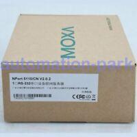 New In Box MOXA Device Server NPort 5110 NPort5110 1 year warranty DHL