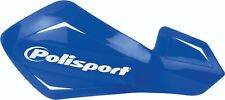 Polisport Free Flow Lite Universal paramanos protectores Azul Motocross