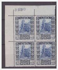 LIBIA 1931 - PITTORICA   Lire 1,25  -  NUMERO DI TAVOLA