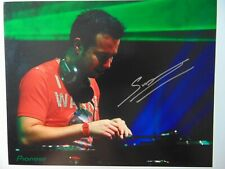 """Remixer"" DJ Sander van Doorn Hand Signed 10X8 Color Photo Todd Mueller COA"