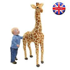 100Cm Plush Giraffe Doll Giant Large Stuffed Animals Soft kids Toy Xmas Gift New