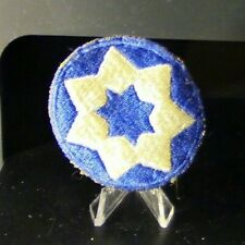 WWII US Army Command Patch