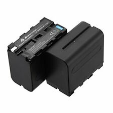 NP-F970, NP-F960, NP-F930, NP-F950, Powerextra 2 X 8800mAh Replacement Battery