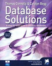Database Solutions: A step by step guide to building databases (2nd Edition)