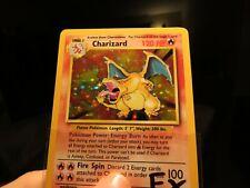 Charizard Base Set Holographic Pokemon Card 4/102 PSA 9 or 10?