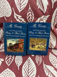 2x My Country: Australian Poetry & Short Stories Two Hundred Years - Hardcover